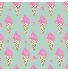 Candy seamless pattern background vector