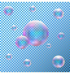 bubble blower6 vector image