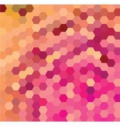 Purple Orange vector image vector image
