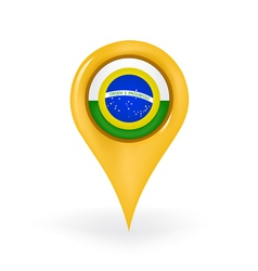 Location brazil vector