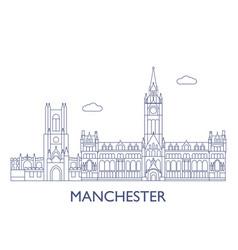 Manchester vector