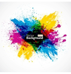Cmyk background vector