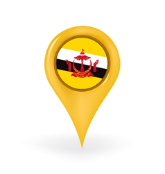 Location brunei vector