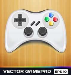 Gamepad vector