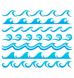 Wave element set vector