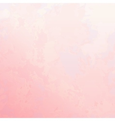 abstract pink watercolor background vector image