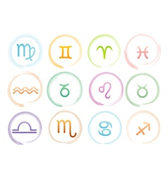signs set vector image