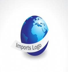 Import logo vector
