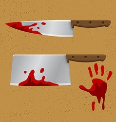 Bleeding knife1 vector