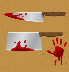 Bleeding knife1 vector