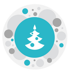 Of folks symbol on christmas vector