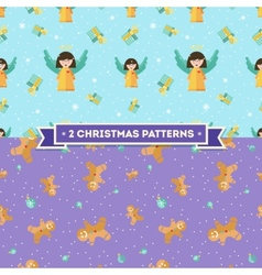 Signs of christmas christmas vintage background vector