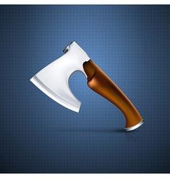 Axe vector image vector image