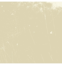Beige grunge background vector