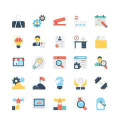 Business icons 11 vector
