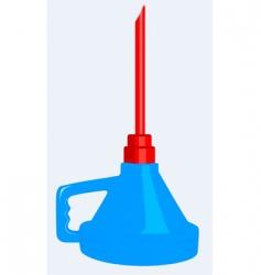 petrol tool vector image