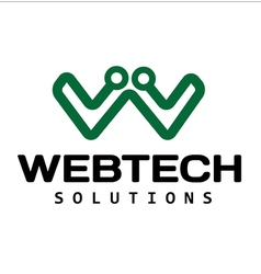 Webtech Design vector image