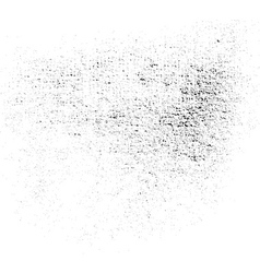 Dust texture white and black vector
