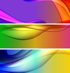 Abstract background banner28 vector image vector image