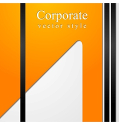 abstract business technology backdrop vector image