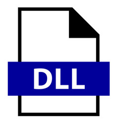 File name extension dll type vector