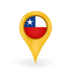 Location chile vector