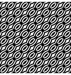 Seamless diagonal pattern vector