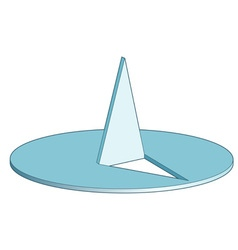 Thumbtack vector
