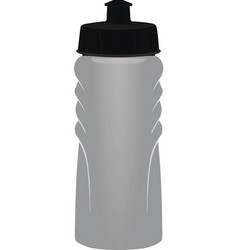 sport water-bottle vector image