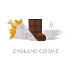 England food vector