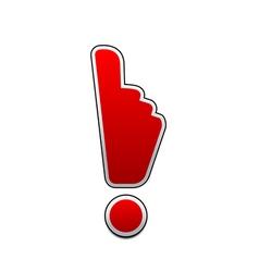 Attention symbol vector