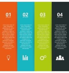 Brochures vector image