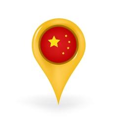 Location china vector