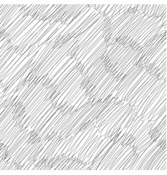 sketch seamless pattern vector image