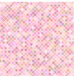 Square pattern background - graphic from diagonal vector