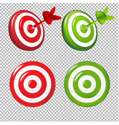 Set targets vector