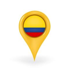 Location colombia vector