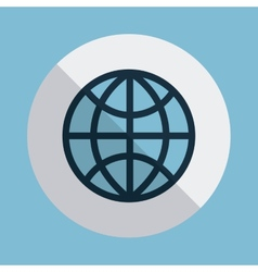 Sphere design vector