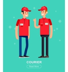 Funny delivery character vector