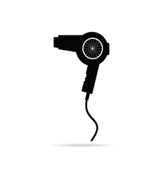 Hairdryer vector