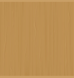realistic cardboard texture vector image vector image