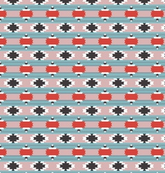 Seamless native pattern 01 vector