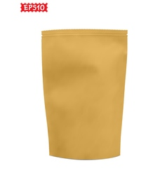 Paper bag blank vector