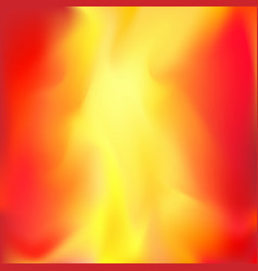 Abstract bright flame layout background vector