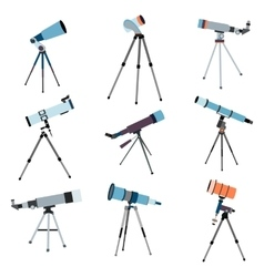 Telescope for astronomy optical instrument for vector