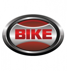 Bike element logo vector