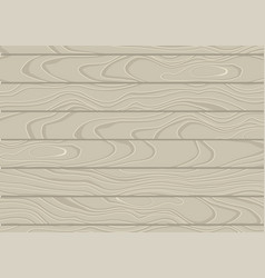Cartoon background with wooden boards vector