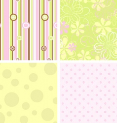 Ook patterns for design vector vector