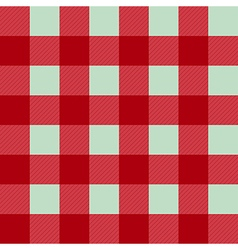 Red Pink Green Chessboard Background vector image