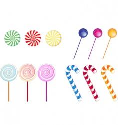 Candy vector
